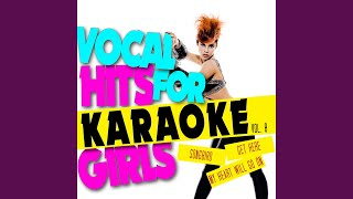 The Weakness in Me (In the Style of Keisha White) (Karaoke Version)