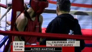 2004 California State Silver Gloves Championships - Complete - Part 6