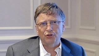 Reich, reicher, Bill Gates - economy