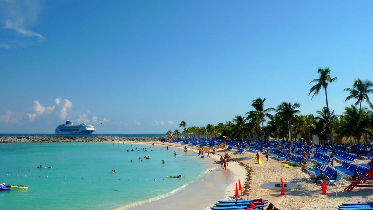 Pulau pribadi dari Norwegian Cruise Line