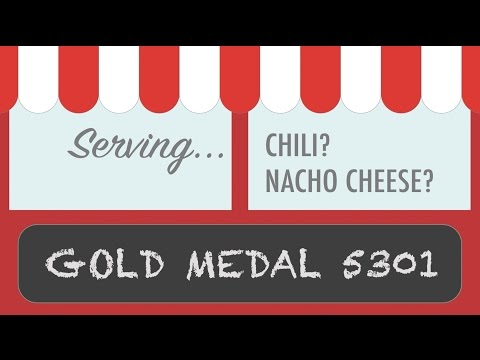 Gold Medal 5301 Chili Cheese Dispenser