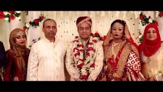 Wedding Ceremony of Aney & Sadat | Highlights | 2016 | Sylhet