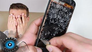 HTC One Mini 2 Glas Digitizer Wechseln Tauschen Reparieren [Deutsch] Glass Repair