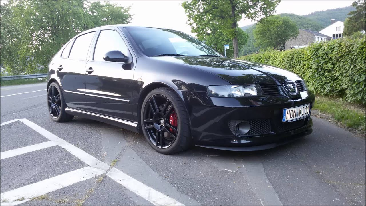 seat leon cupra r 1m youtube. Black Bedroom Furniture Sets. Home Design Ideas