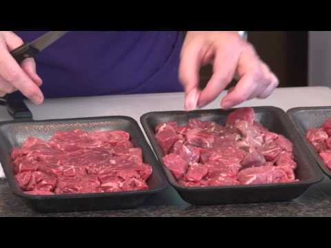 Program 11-- Canning Meat (Raw Pack Method)