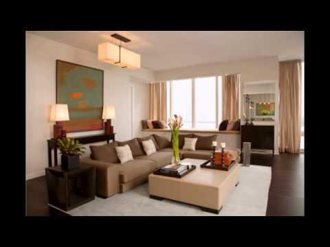 living room layout ideas open floor plan - YouTube