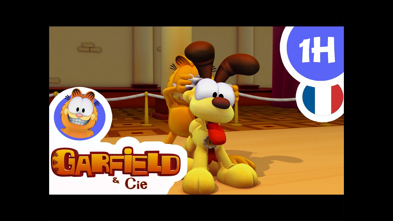 Garfield cie special il tait un chat 1h compilation 02 youtube - Garfield et cie youtube ...