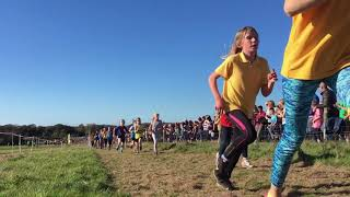Pembrokeshire Primary Schools Cross Country Championships 2018 Highlights