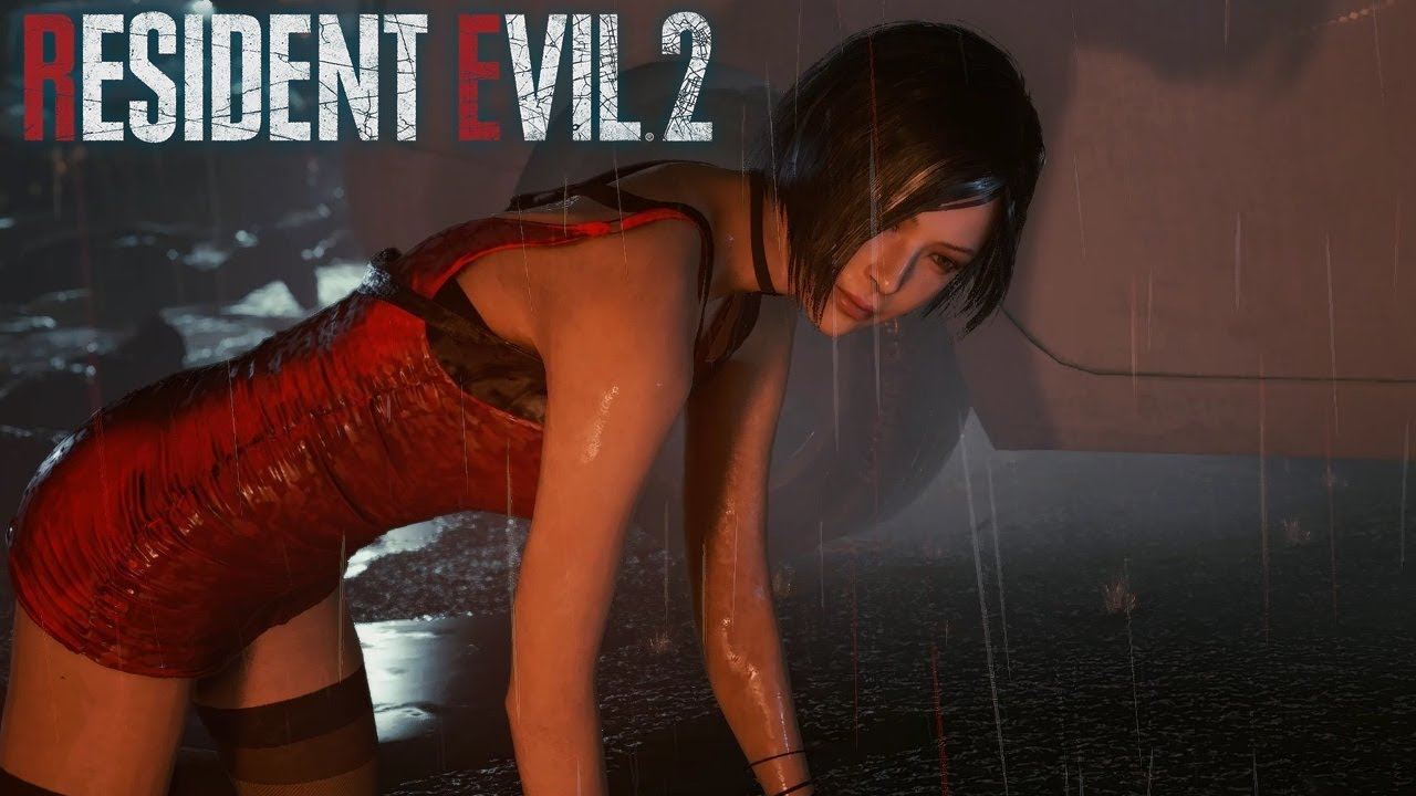 Ada Wong cutscene fix, animations over claire mod in