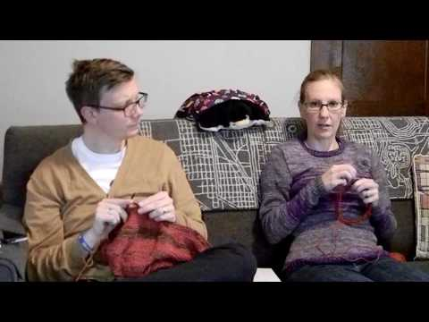 Glacial Knits Podcast: Episode 4 - New Glacial Home