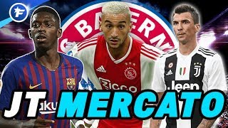 Le Bayern Munich passe la seconde | Journal du Mercato