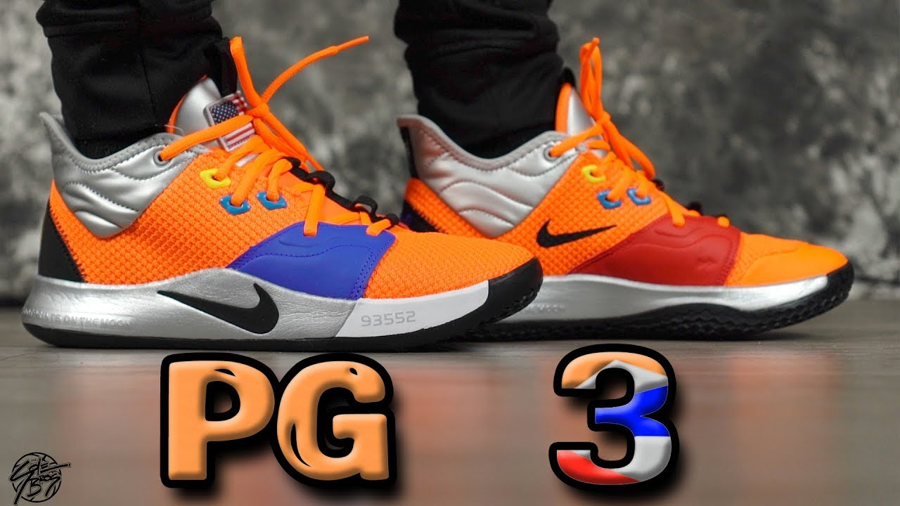 new photos e10d4 c0a06 Nike PG 3