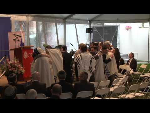 Ceremony of Rabbinical Ordination and Cantorial Investiture 2016