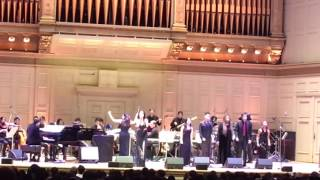 花田錯 - 張礎安 Elise Go at Boston Symphony Hall