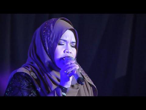 Aishah - Janji Manismu Live Bersama Orkestra Kuala Lumpur, Konsert Voices of Ladies 11.8.2018
