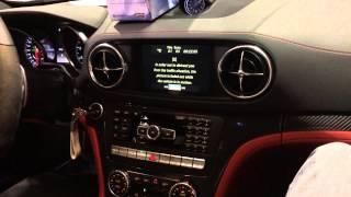 Unlock your 2013 Mercedes SL63 (R231) Navigation Screen @ Lockdown Security