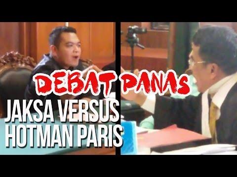 PANAS! Jaksa Versus Hotman Paris Di Surabaya