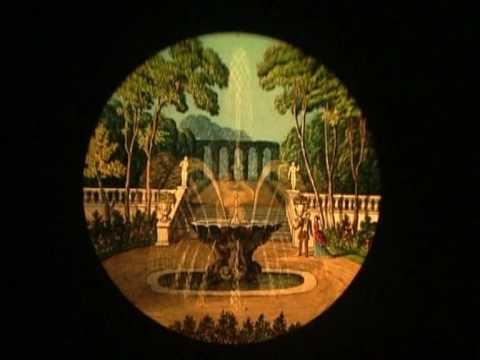 Rappresentazione con la Lanterna Magica - Museo del PRECINEMA di Padova