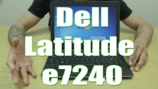 Dell Latitude e7240 Ultrabook Hands On!