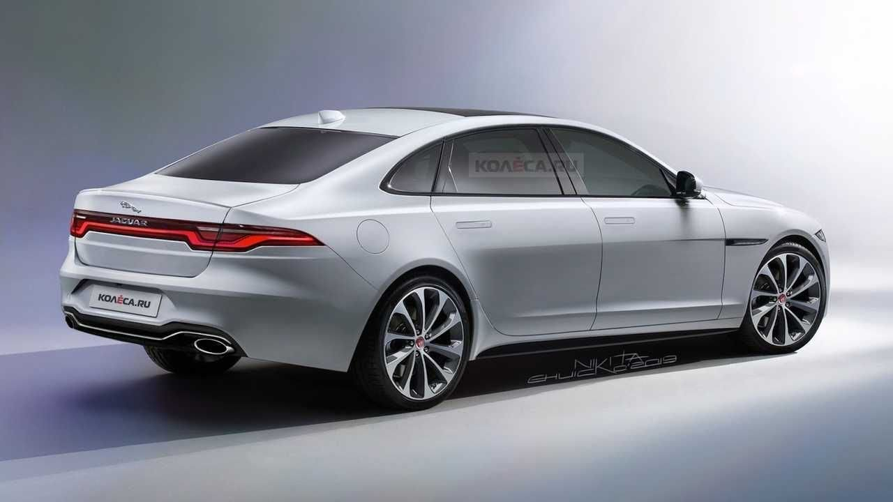 2020 Jaguar XF Performance and New Engine