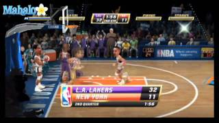 NBA Jam for Wii - Campaign - Legends Battle