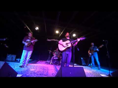 Ghost Among the Trees - Stephen Evans & the True Grits @ the Grey Eagle