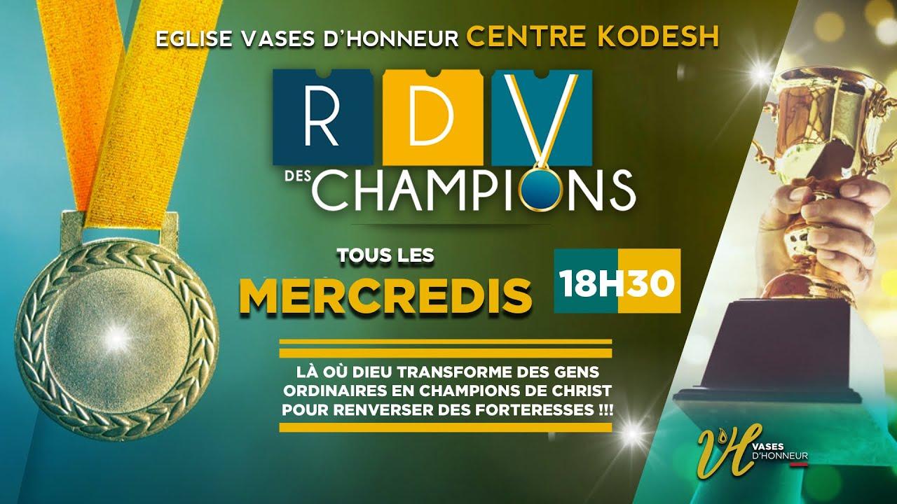 RDV DES CHAMPIONS I Pasteur Mohammed Sanogo I 13/01/2021