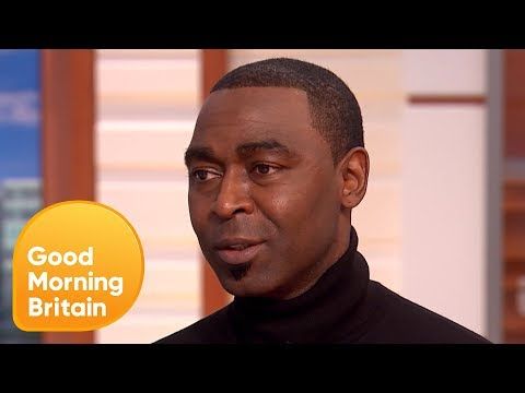 Andy Cole: My Nephew Saved My Life   Good Morning Britain