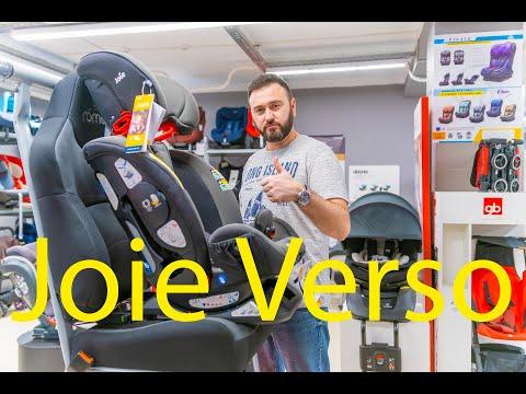 Подробный обзор Joie Verso – автокресла с рождения до 12 лет