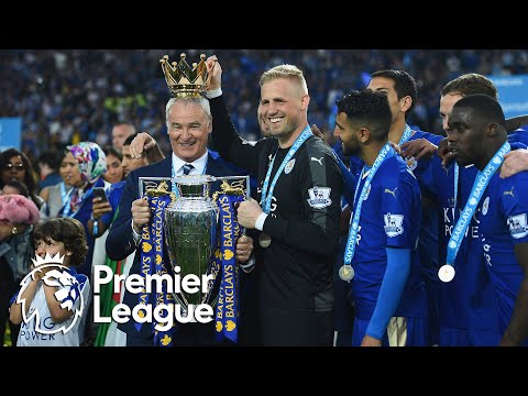 Claudio Ranieri: Mastermind of Leicester City's Premier League triumph | NBC Sports