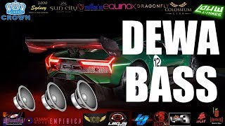BASSNYA ANJAYYYY DJ BREAKBEAT 2018 2019 REMIX DJ LOUW L3 VOL 170