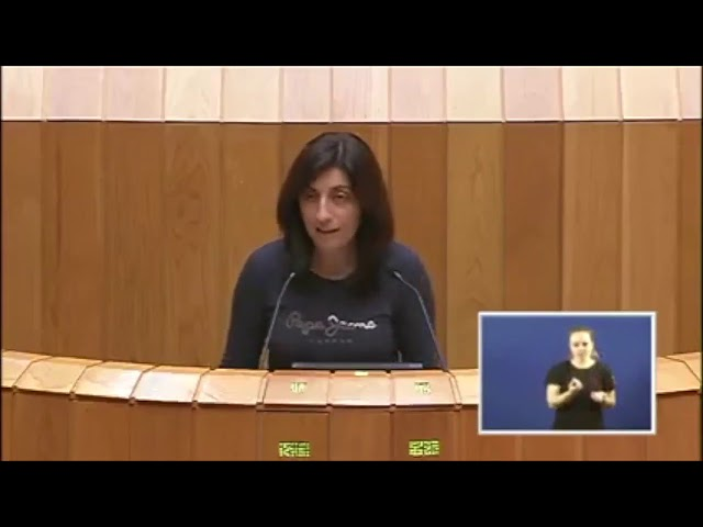 """Ánxeles Vázquez: """"Cervantes é un sitio mellor para pasear que para vivir"""""""