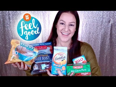 THE BEST SNACKS ON WEIGHT WATCHERS FREESTYLE - PART 1 L Finding Bliss