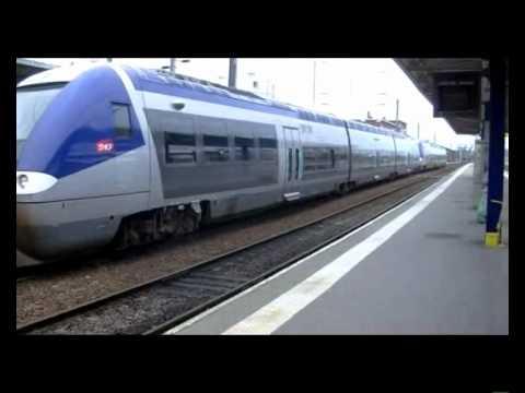 Estación de trenes de Calais Ville (Francia)