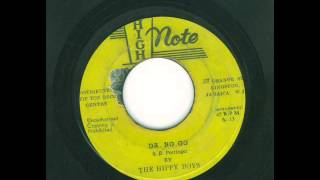hippy boys - dr no go (high note 1966)