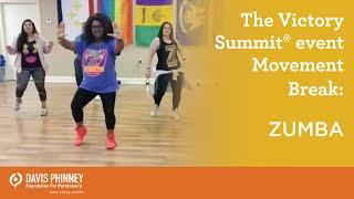 Movement Break - Zumba | The Victory Summit® Baton Rouge online event