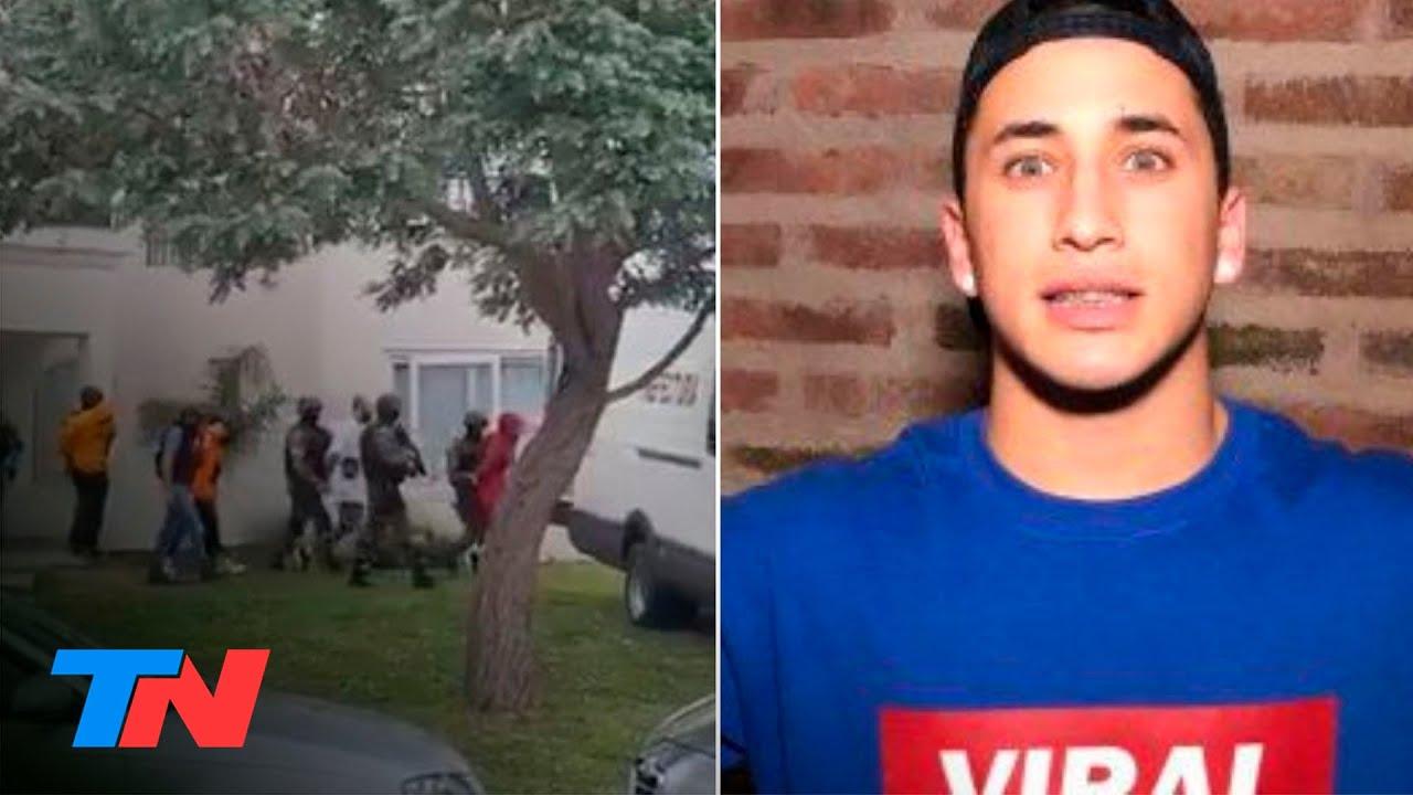 """Download YAO CABRERA, DETENIDO: así atraparon al """"YouTuber okupa"""" en el country de Benavídez"""