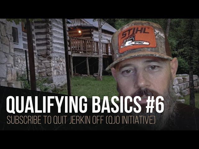 Qualifying basics #6