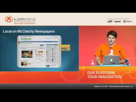 Commerce goes SoLoMo: Social-Local-Mobile