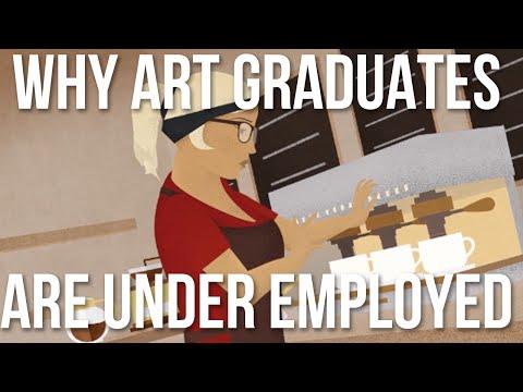why-arts-graduates-are-under-employed