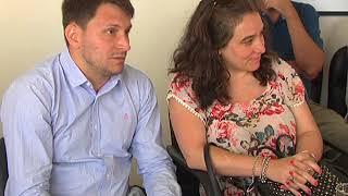 Firma de convenio entre la UNC y la Municipalidad de Córdoba