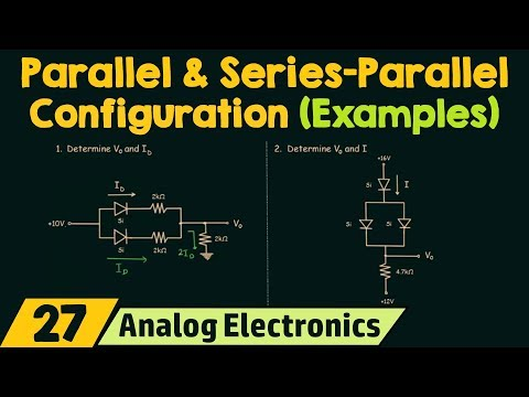 Parallel and Series-Parallel Configuration of Diodes (Examples ...