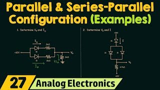 Parallel and Series-Parallel Configuration (Examples)