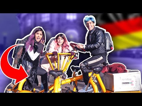 THE STRANGEST BIKE IN THE WORLD -BERLIN GERMANY   LOS POLINESIOS VLOGS