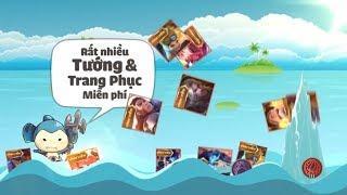 [Trailer] Sự kiện 25/11: Vào chơi Liên Quân, bơi trong biển quà - Garena Liên Quân Mobile