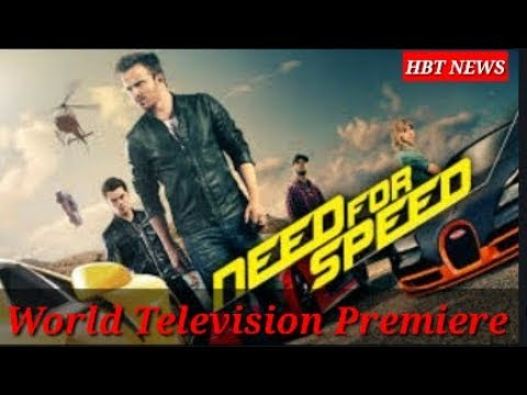 Need For Speed Hindi Dubbed World Television Premiere Release Date