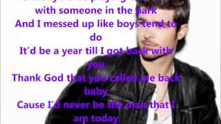 Robin Thicke - 4 The Rest Of My Life (Lyrics)