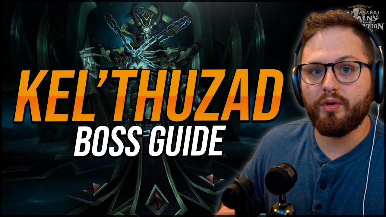 9.1 Raid Guide: Kel'Thuzad Heroic