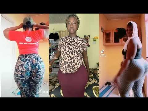 Download Beautiful Woman With Very biggest Booty Challenges Hajia Bintu