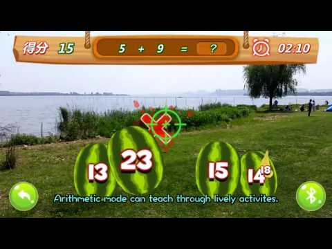 AG gun game-- Fruit PI